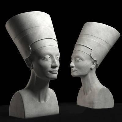 2000套高精3D单体模型, 东南亚, 雕塑, 摆件