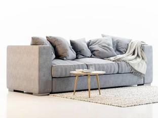 丹麦BoConcept现代三人沙发