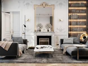 乌克兰StudioDiff设计简欧沙发组合3D模型