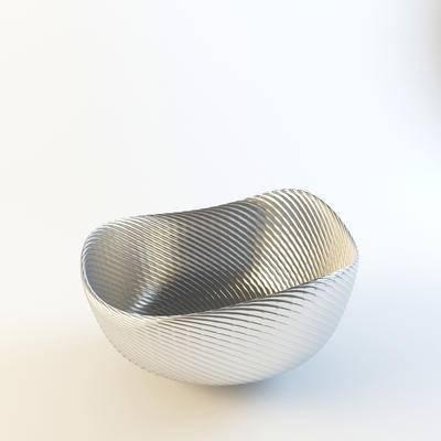 2000套高精3D单体模型, 后现代, 器皿, 摆件