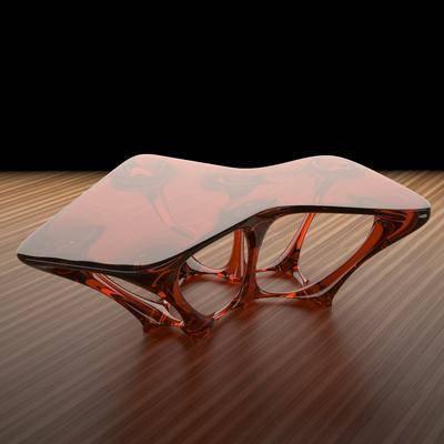2000套高精3D单体模型, 后现代, 茶几