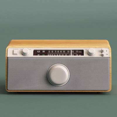 2000套国外模型, 复古, 收音机, 古典