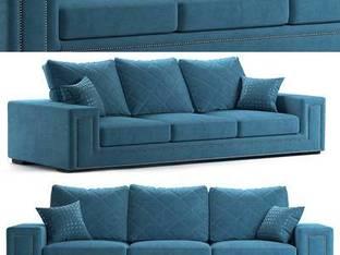 意大利Longhi现代多人沙发
