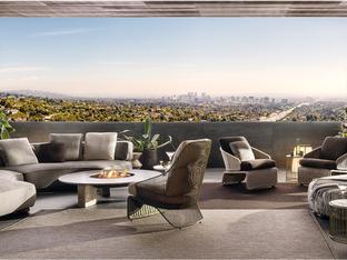 意大利MINOTTI品沙发组合3D模型