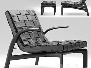 意大利Minotti现代单人沙发椅.jpg