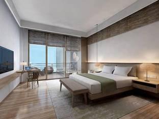 日式酒店客房3D模型