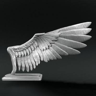 2000套高精3D单体模型, 欧式, 摆件, 雕塑