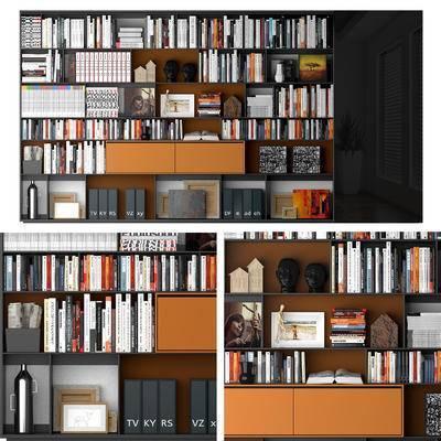 现代, 书柜