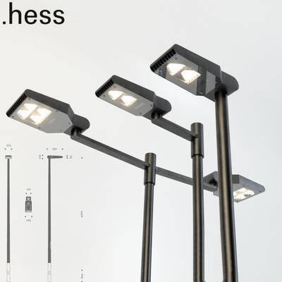 下得乐品牌模型库, 现代, 公路灯