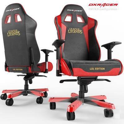 2000套国外模型, 现代, 办公椅, 电竞椅