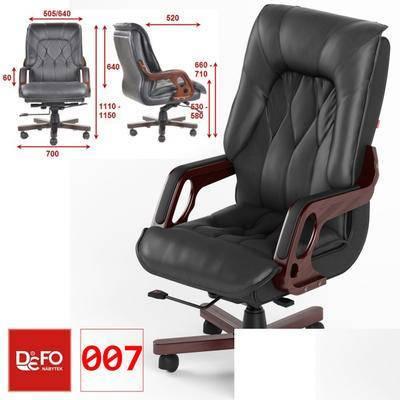 2000套国外模型, 现代, 办公椅, 单椅