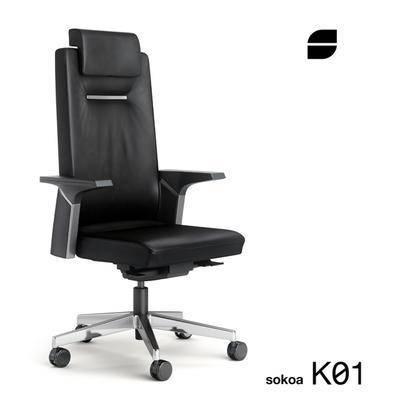 2000套国外模型, 现代, 办公椅, 沙发