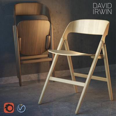 2000套国外模型, 北欧, 椅子, 单椅