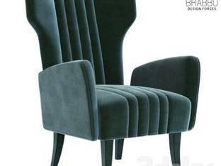 现代单人沙发椅10