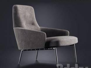 现代单人沙发椅8