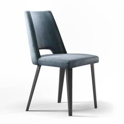 2000套高精3D单体模型, 现代, 单椅, 休闲椅