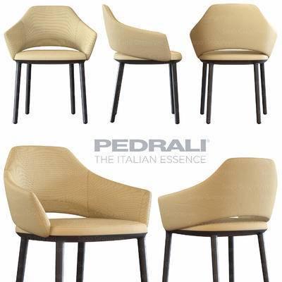 2000套高精3D单体模型, 现代, 休闲椅, 单椅