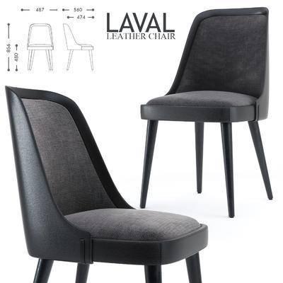 2000套高精3D单体模型, 现代, 单椅, 休闲椅, 椅子