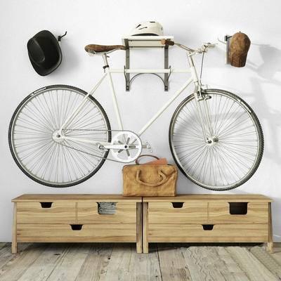 现代, 单车, 自行车