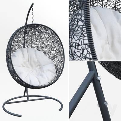 现代, 户外椅, 吧椅