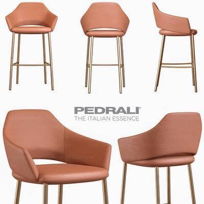 2000套国外模型, 现代, 吧椅, 吧凳