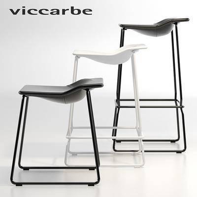2000套国外模型, 现代, 吧椅, 单椅