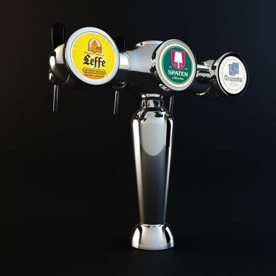 下得乐品牌模型库, 现代, 啤酒塔