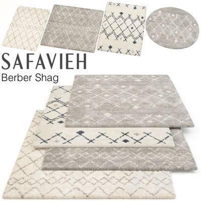 现代, 地毯, 方形地毯