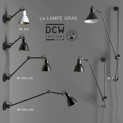 2000套高精3D单体模型, 灯饰, 壁灯, 现代