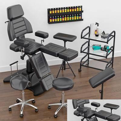 2000套国外模型, 现代, 手术椅