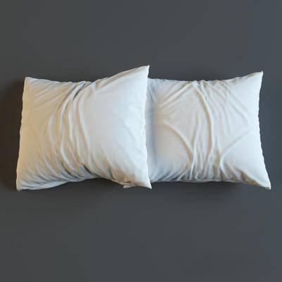 2000套高精3D单体模型, 现代, 抱枕, 枕头