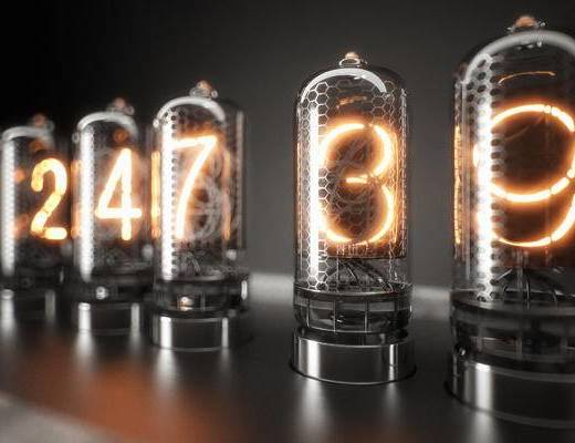 2000套国外模型, 现代, 装饰灯, 台灯, 灯饰