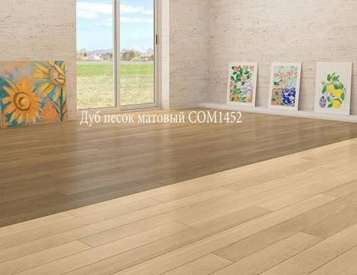 下得乐品牌模型库, 现代, 木地板, 地板, 木质地板