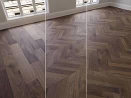 现代木地板