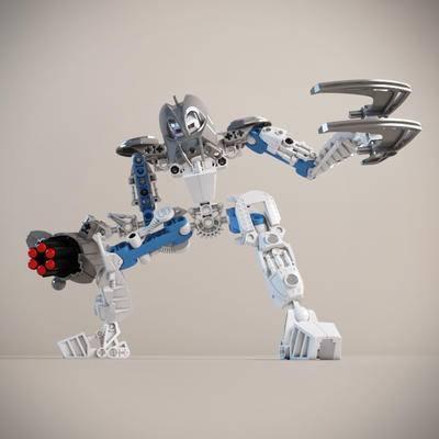2000套高精3D单体模型, 现代, 机械玩具