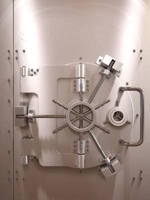下得乐品牌模型库, 现代, 机械锁