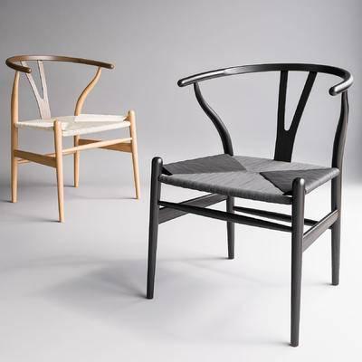 2000套国外模型, 现代, 椅子, 单椅