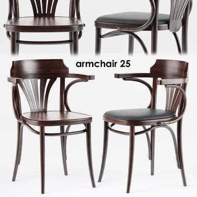 现代, 椅子, 单椅