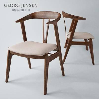 现代, 单椅, 椅子