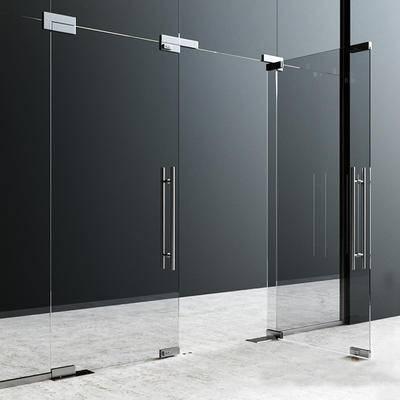 下得乐品牌模型库, 现代, 玻璃门