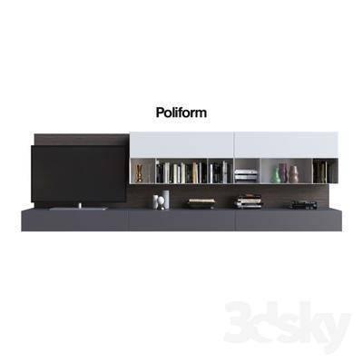 2000套国外模型, 现代, 电视柜, 装饰柜