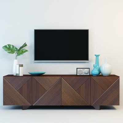现代, 电视柜