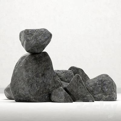 现代, 摆件, 雕塑
