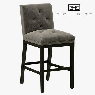 2000套高精3D单体模型, 简欧, 吧椅