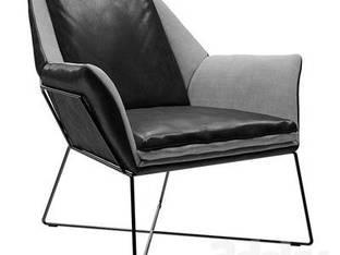 现代简约单人沙发椅