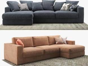 现代简约多人沙发10