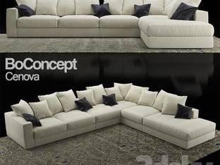 现代简约多人沙发11