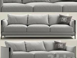 现代简约多人沙发18