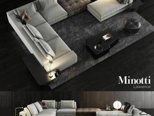 现代简约多人沙发22