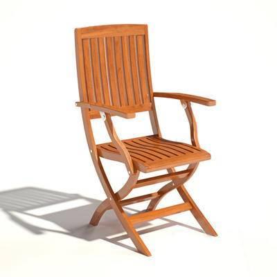 2000套高精3D单体模型, 下得乐品牌模型库, 美式, 椅子, 单椅